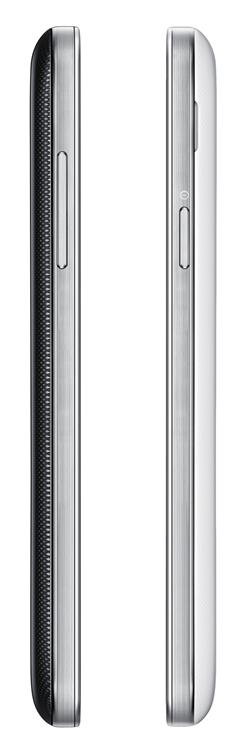 Galaxy s4 mini side