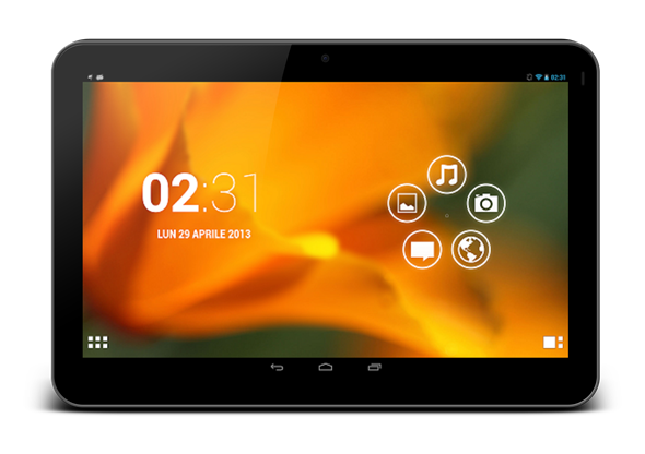 Smart Launcher 3 tablet