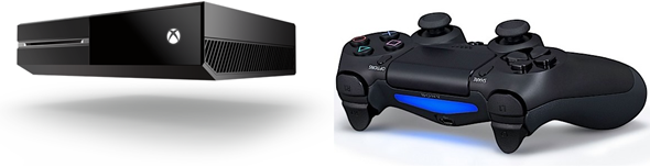 Xbox One PS4 2