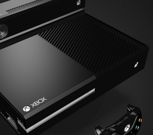 Xbox One render 1