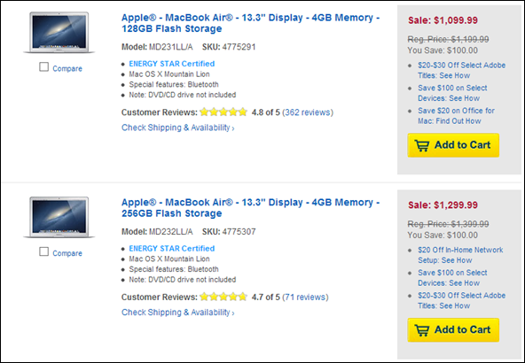 best buy macbook air sale