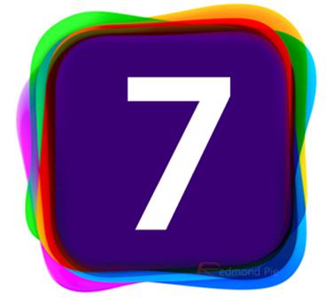 iOS 7 logo