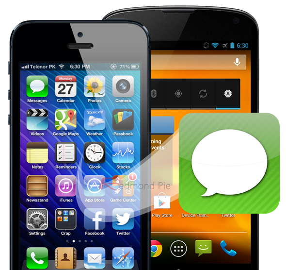 How To Transfer iPhone SMS Text Messages To Android
