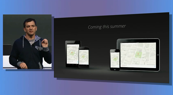 new google maps 4