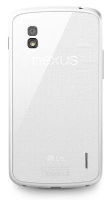 white nexus 4 2