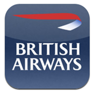 British Airways iPhone