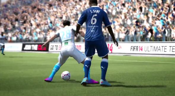 FIFA 14 gameplay 1
