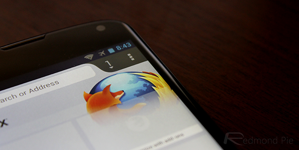 Firefox 22 Android