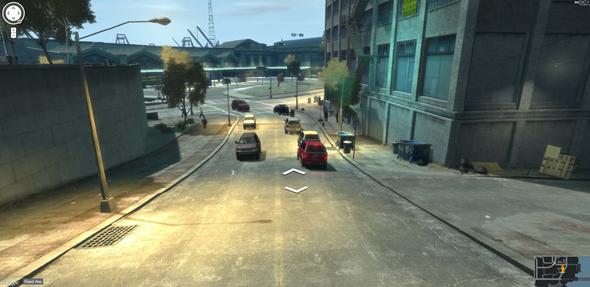 GTA 4 street view 1