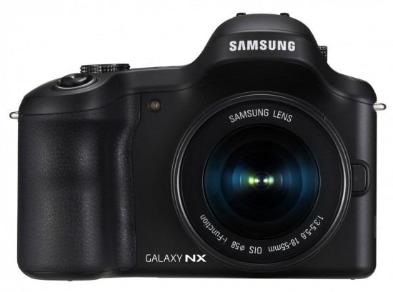 Galaxy Camera NX 1