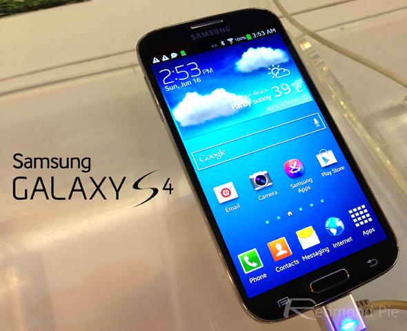 Galaxy S4 RP