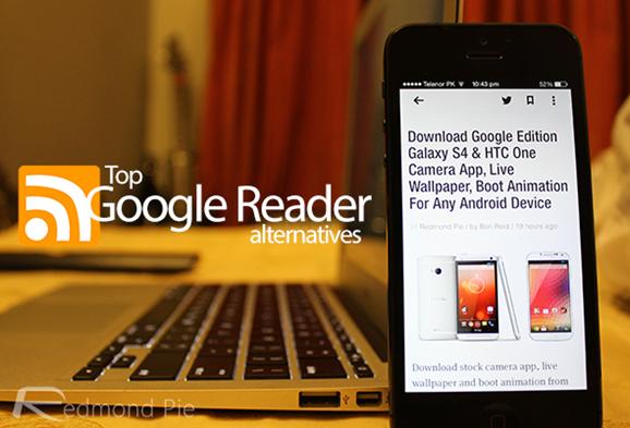 Google reader altern
