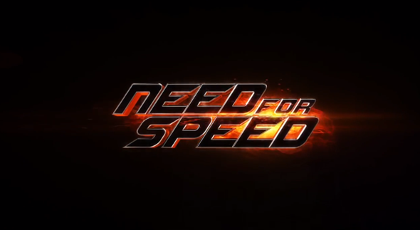 Need for Speed movie logo