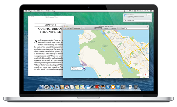 How to download os x 10. 9 mavericks for free extremetech.