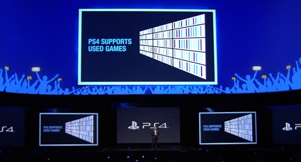 PS4 used games 1
