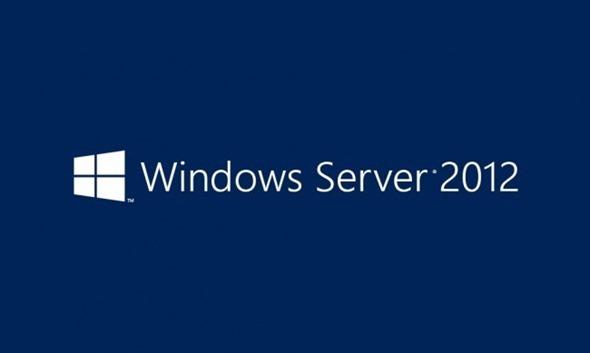 Win Server 2012 logo