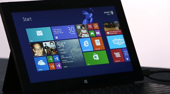 Windows 8.1 preview 2