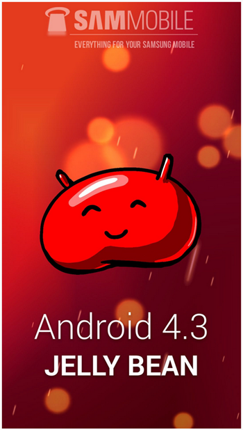 android 4.3 jelly bean gs4