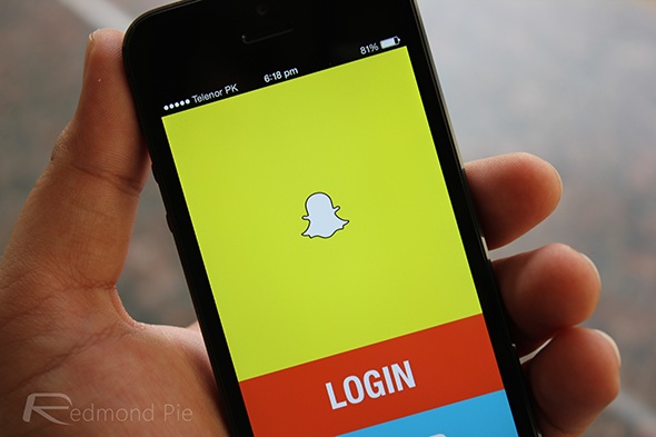 snapchat on iphone 4 snapchat database compromised 4 6 million account 1752