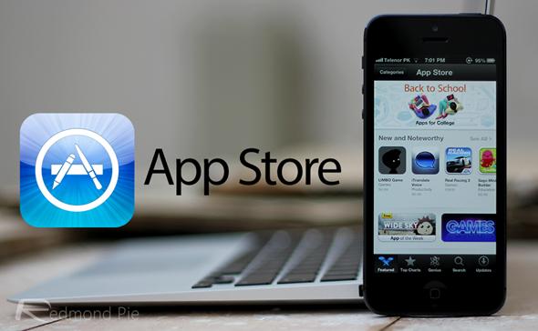 App Store 5 year anniversary