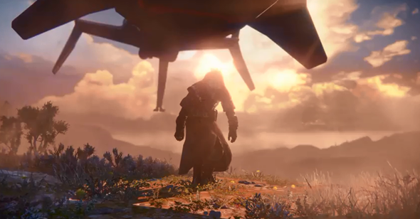 Destiny PS4 walkthrough