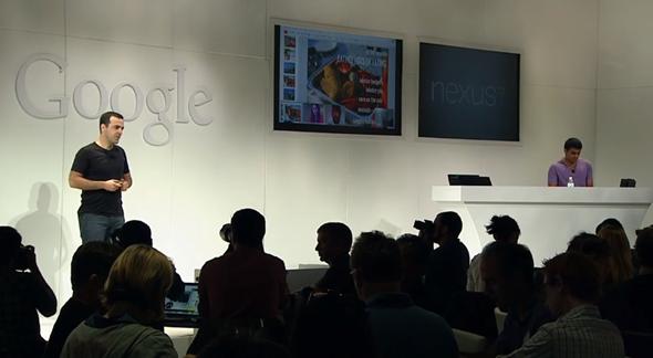 Google Event 2013 Android Chromecast