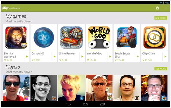 Google Play Games 1