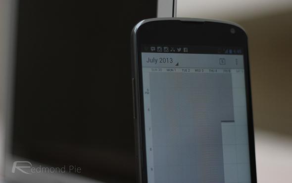 calendar android