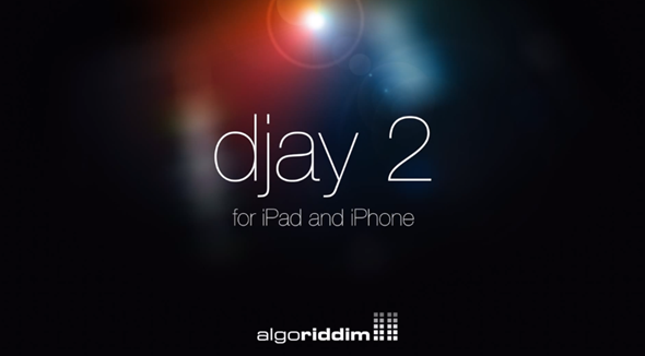 djay 2 iPhone and iPad