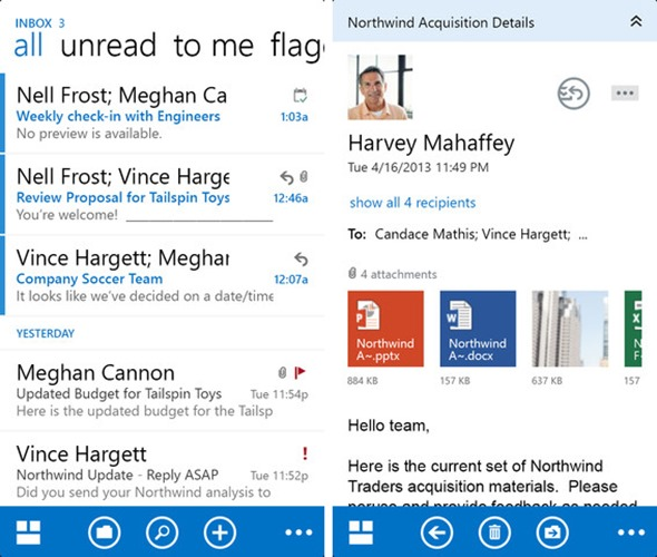 Official Outlook App For iPhone And iPad Is Here, Download