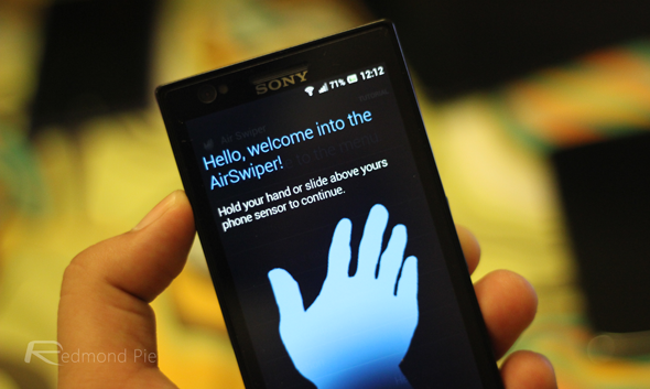 How To Get Galaxy S4 Air Gesture Feature On Any Android Phone