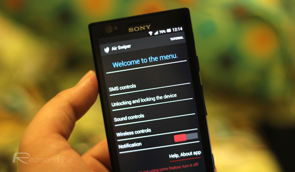 How To Get Galaxy S4 Air Gesture Feature On Any Android