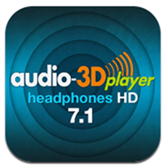 Audio 3D player 71