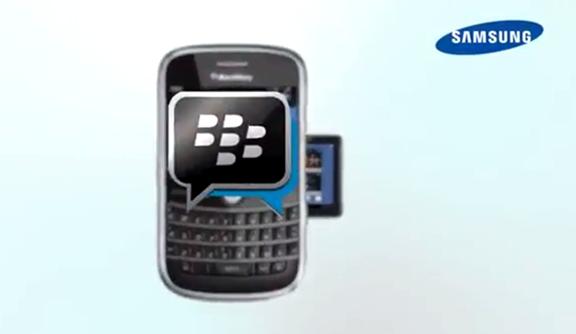 BBM Samsung