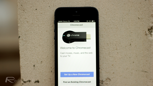 Chromecast for iOS