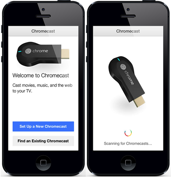 chromecast setup iphone official chromecast app for ios is now available to 10405