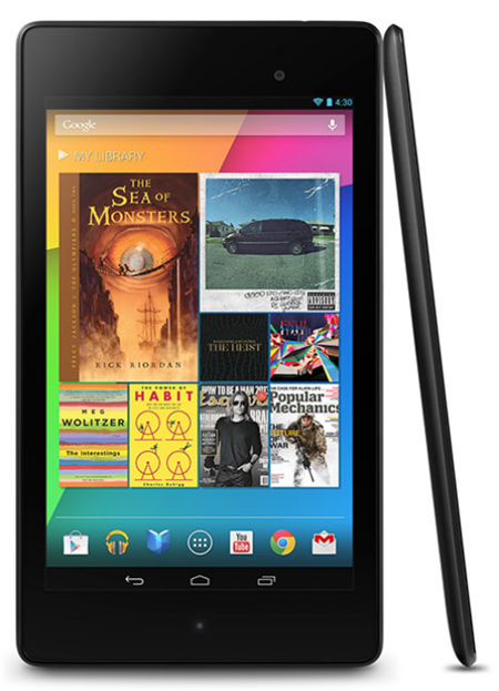 Nexus 7 new 2013