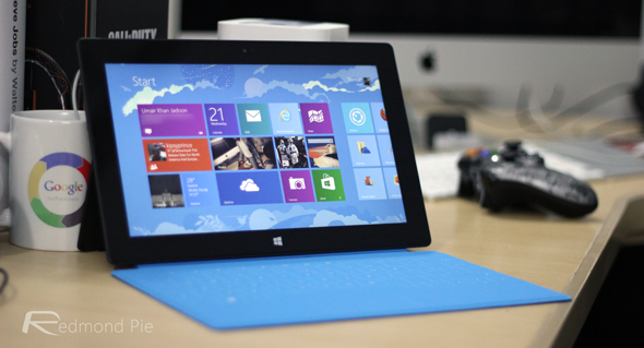 Surface Pro Windows 8