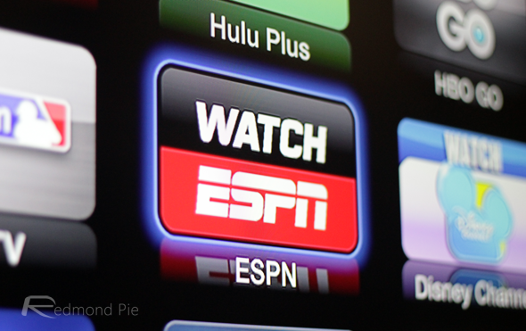WatchESPN Apple TV