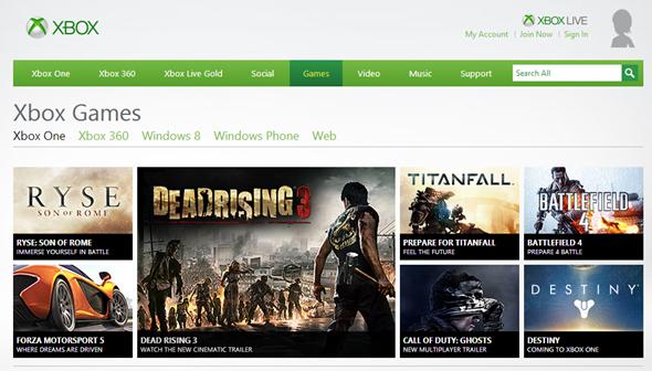Xbox Games 1
