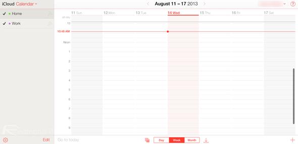 iCloud beta iOS 7 design 3