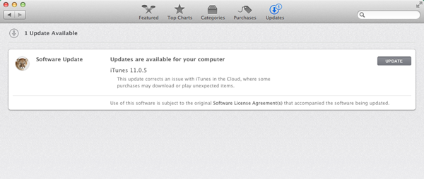 Download iTunes 11 0 5 For Windows And Mac