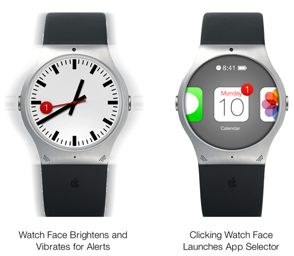 iWatch features 1