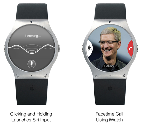 iWatch features 2