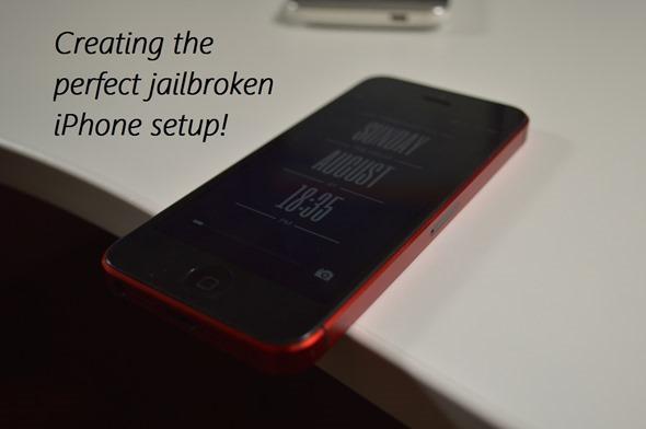 iphonejailbreak setup