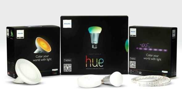 philips hue bloom lightstrips