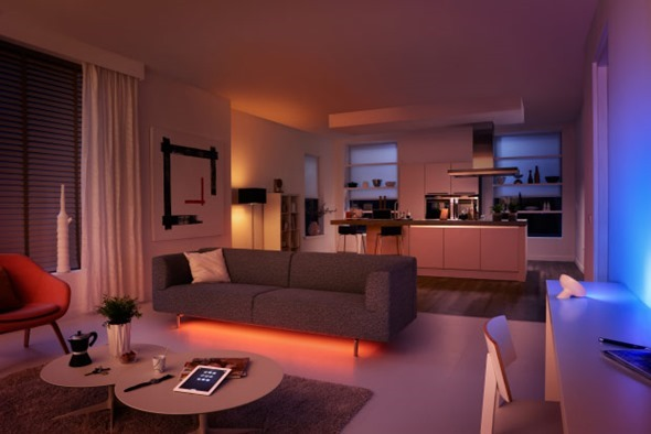 philips hue livingcolors