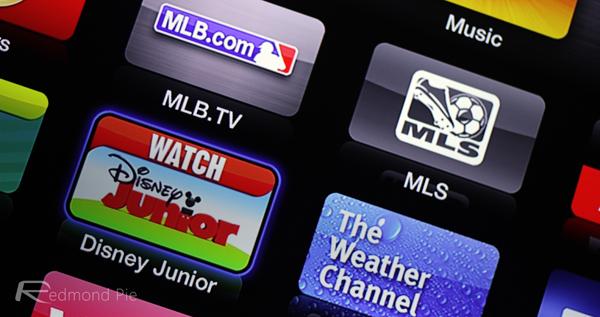 Apple TV Disney MLS