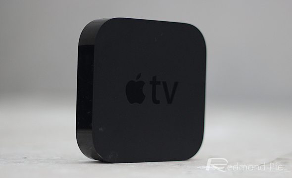 Apple TV software update
