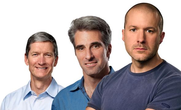 Apple execs